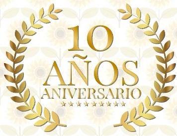 ¡10º Aniversario de NB Psicología!